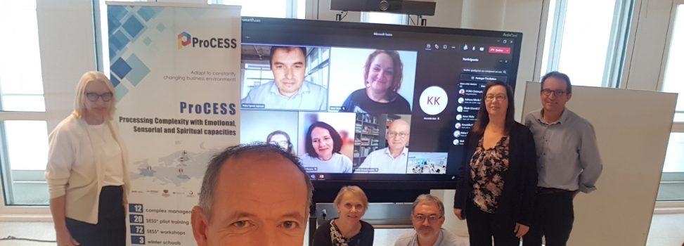 2nd ProCESS Steering Committee Meeting